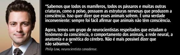 consciencia animal