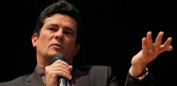 O juiz federal Sérgio Moro, responsável pelo julgamento das ações da operação Lava Jato