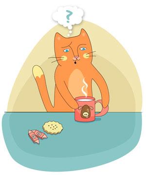 Gatos não precisam tomar leite (Foto: reprodução)